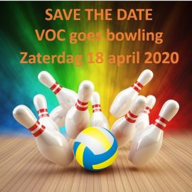 VOC goes bowling