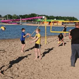 Kom beachvolleyballen!
