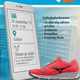 schoenpasavond VOC-Maarssen